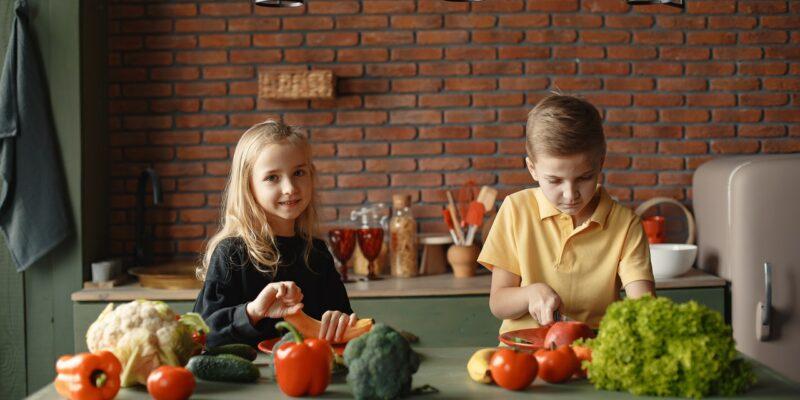 Leer je kinderen om biologisch te eten - Opeengrotepaddestoel.nl